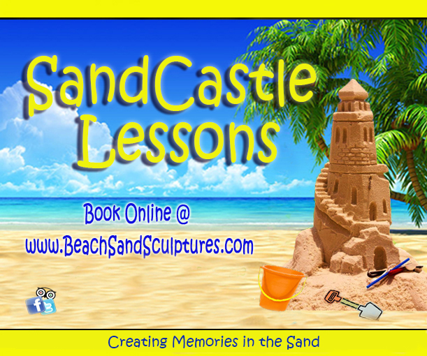 SandCastle Lessons
