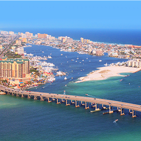 Five Star Beach Properties - Destin and Miramar Beach Area